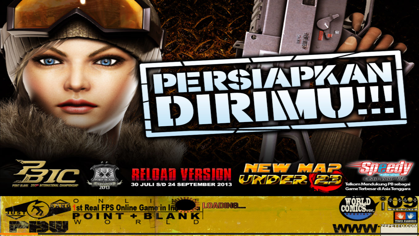 cara main point blank jago tanpa cheat